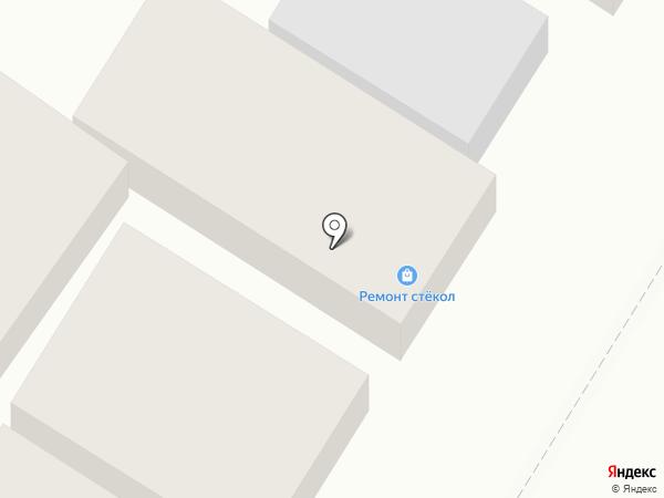 Healing Auto на карте Оренбурга