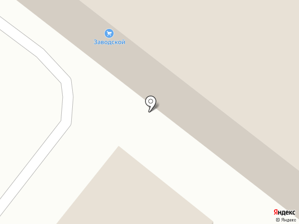ОрЛес на карте Оренбурга