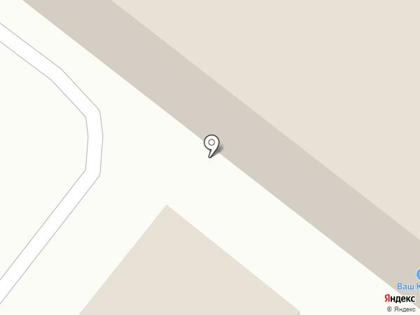 Новый дом на карте Оренбурга