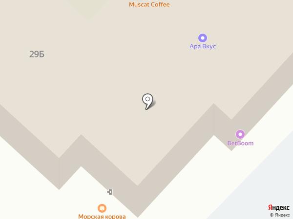 REBRO на карте Оренбурга