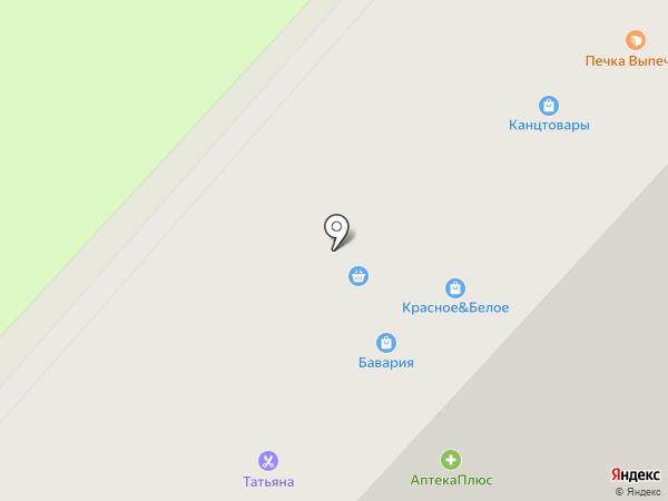 Ателье на карте Оренбурга