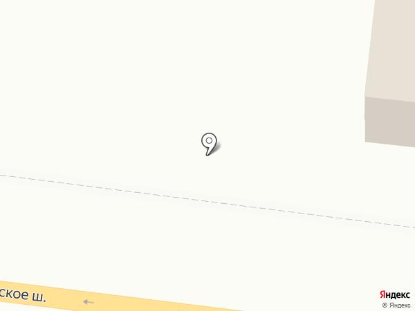 Кураж на карте Весеннего