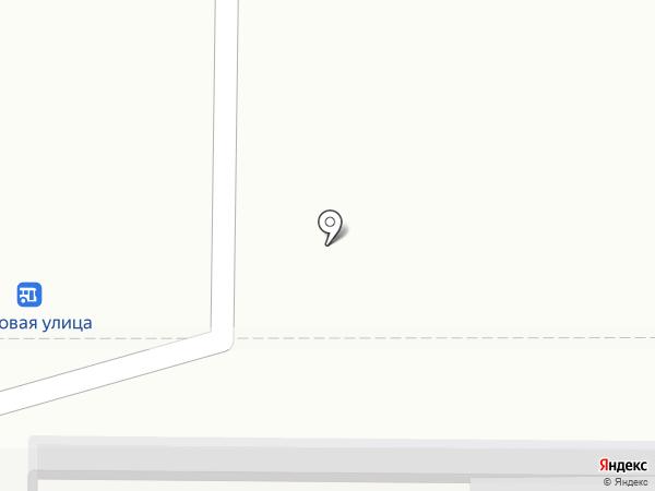 Магазин банных веников на карте Оренбурга