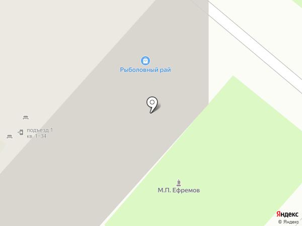 МОНЕТА на карте Оренбурга