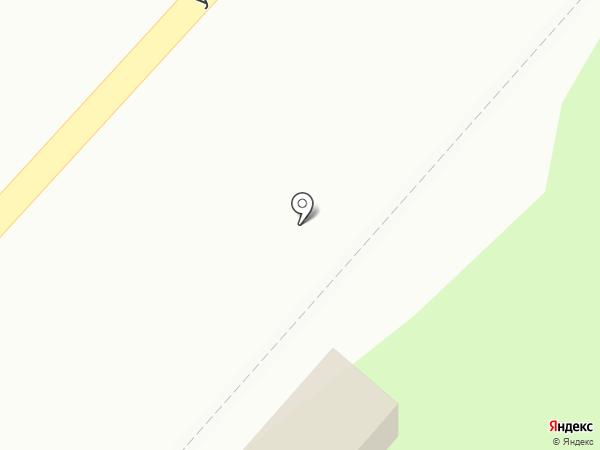 Тюльпан на карте Оренбурга