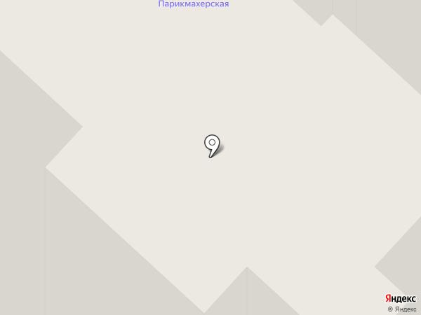 Уютный дом на карте Оренбурга