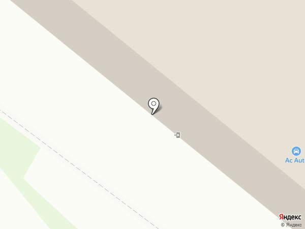 Ковры Мира на карте Оренбурга