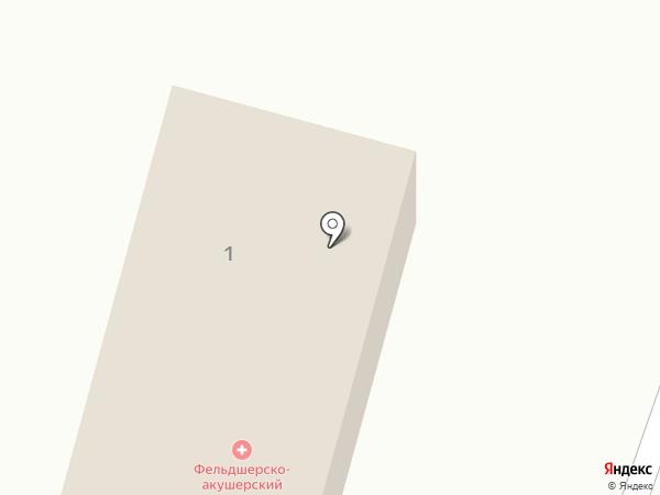 Почтовое отделение на карте Весеннего