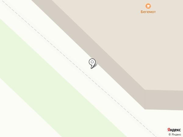Щелкунчик на карте Оренбурга