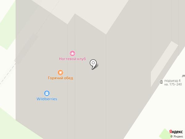 NailShop Oren на карте Оренбурга