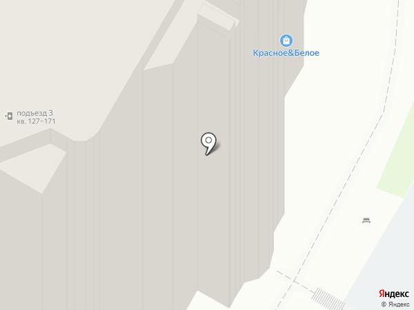 Дружба на карте Оренбурга