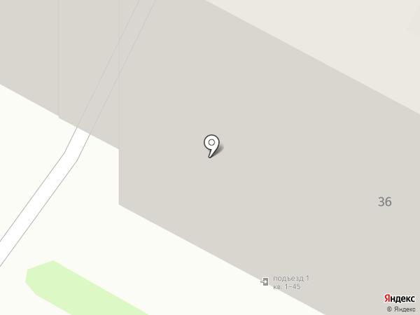Diosa на карте Оренбурга