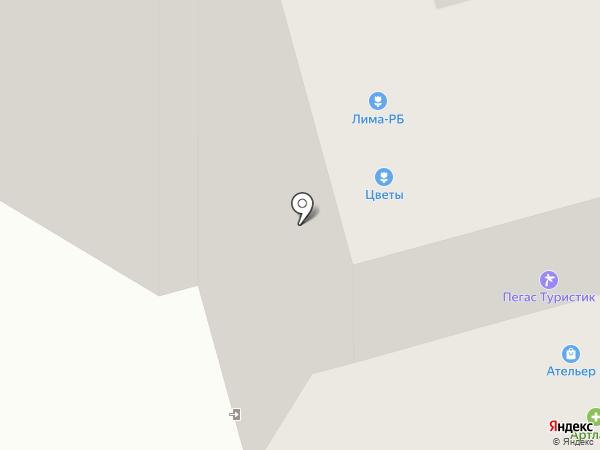 Плаtок City на карте Оренбурга