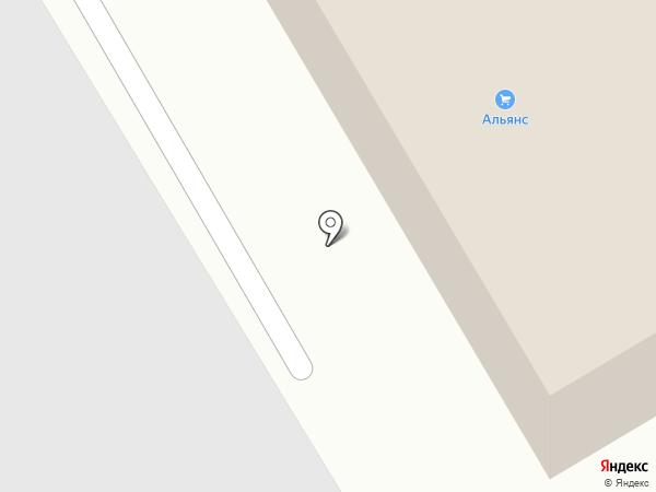 Альянс на карте Оренбурга