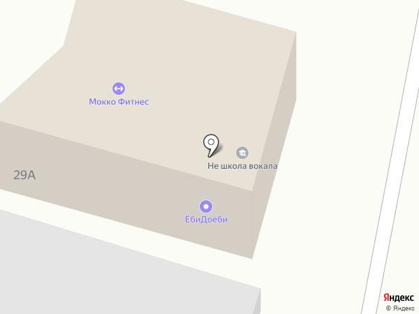 Центр Кровли и Фасада на карте Оренбурга