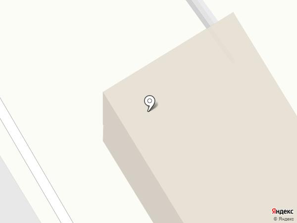 Pit Stop на карте Оренбурга