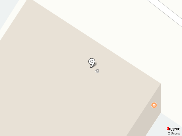 Кокос на карте Оренбурга