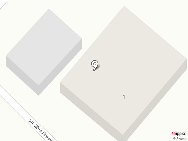 Авто-Мастер на карте Оренбурга