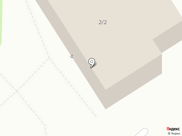 Иман на карте Оренбурга