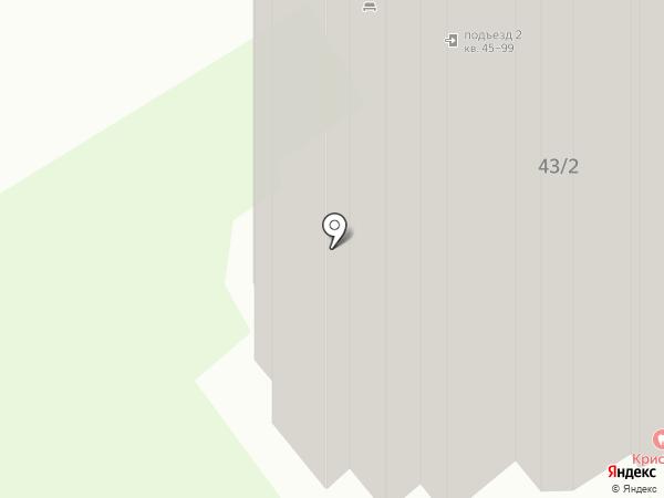 Медицинский центр на карте Оренбурга