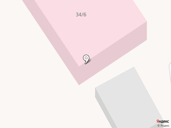 Ритуал на карте Оренбурга