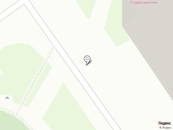 Айсберг на карте Оренбурга