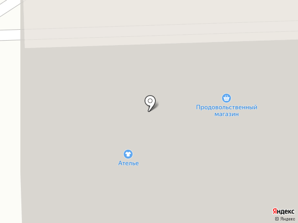 Полянка на карте Оренбурга