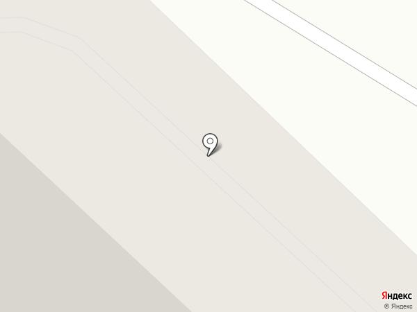 Красное & Белое на карте Оренбурга