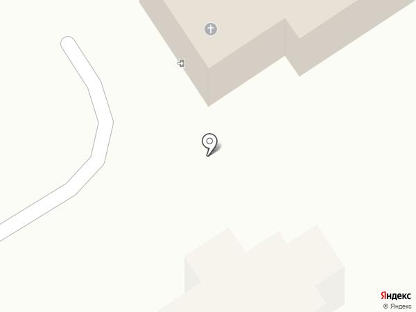 Храм святого страстотерпца Романа Рязанского на карте Оренбурга