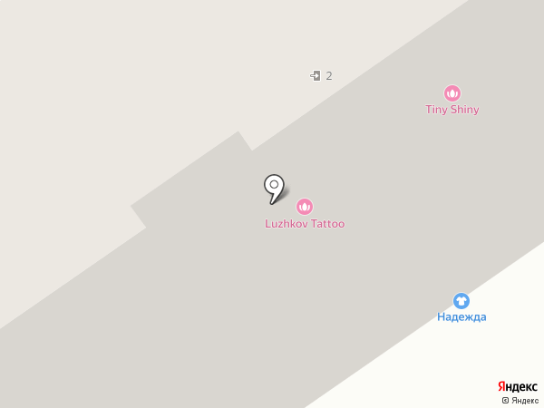 Испром на карте Оренбурга