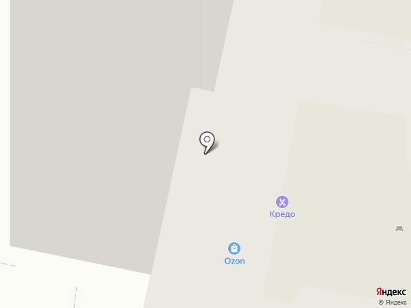 Faberlic на карте Оренбурга