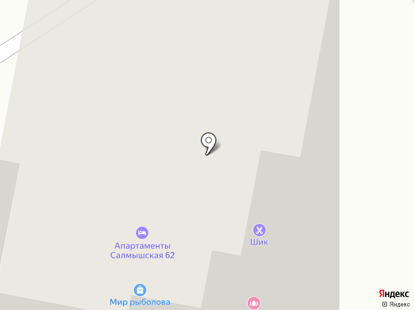РемКомпСот на карте Оренбурга