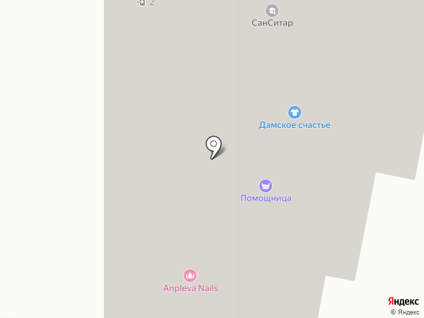 Сытый Япоша на карте Оренбурга