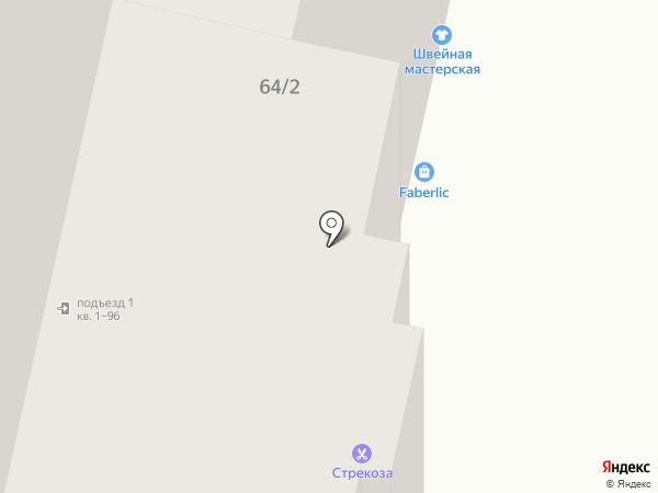 BARHAT на карте Оренбурга