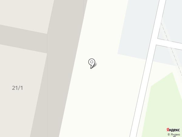Телемир на карте Оренбурга