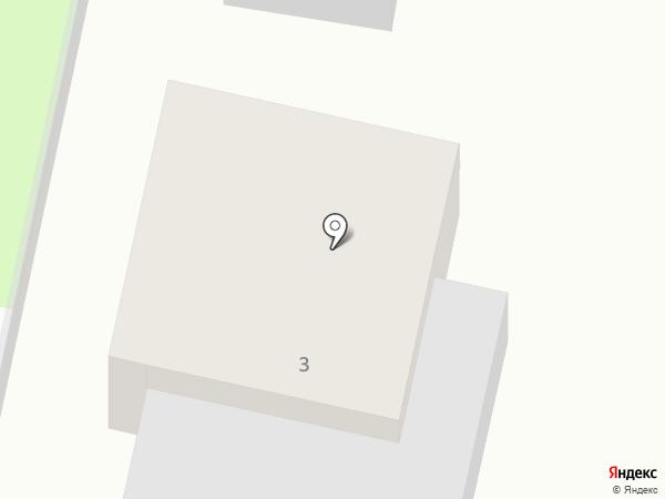 Орентрансмаш на карте Оренбурга