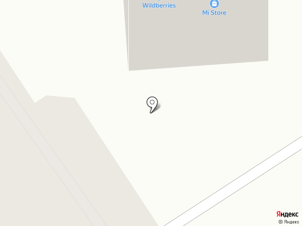 Шарлыкский на карте Оренбурга