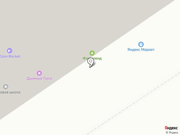 Ani & Mary на карте Оренбурга