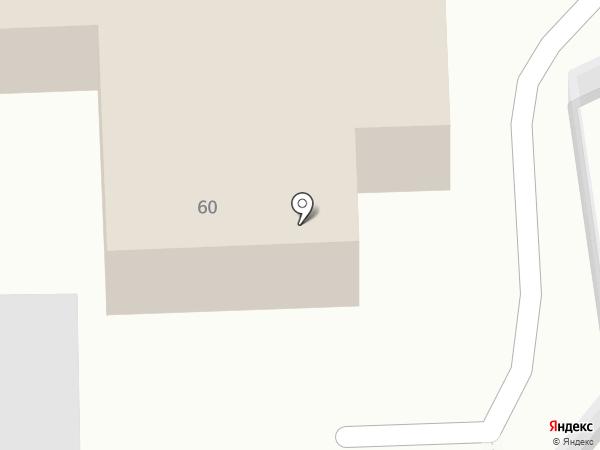 Семейная на карте Оренбурга