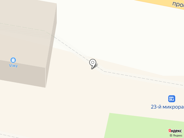 МТС на карте Оренбурга