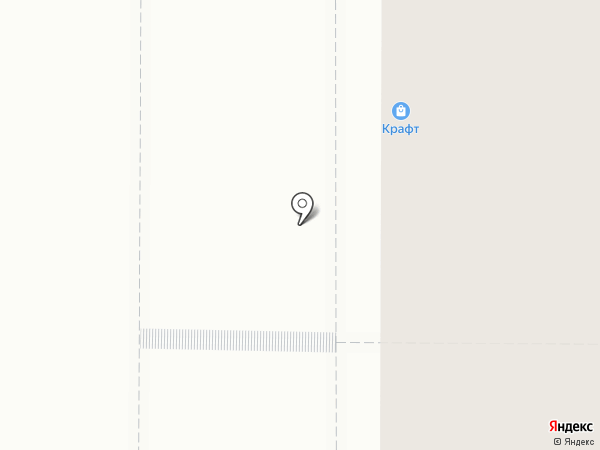 Сушилка на карте Оренбурга