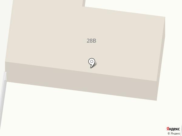 Матрица на карте Ивановки