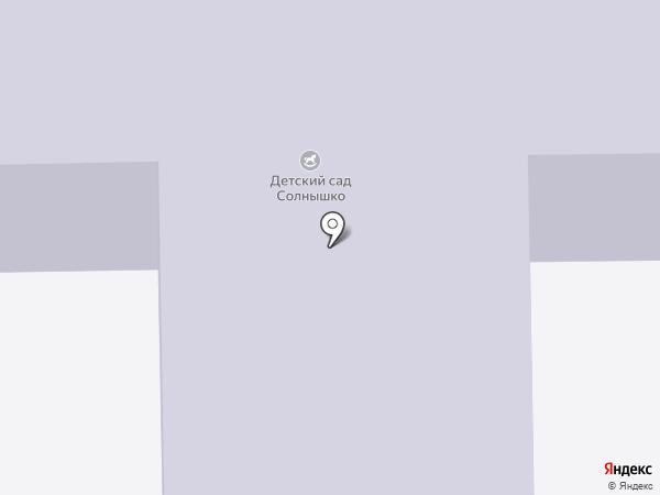 Солнышко на карте Ивановки