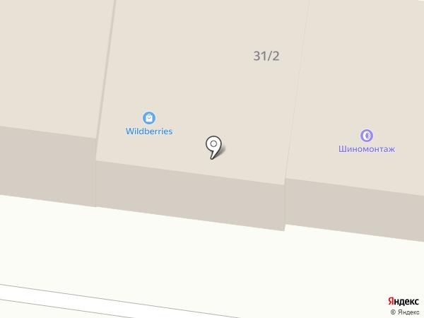 Бочка на карте Ивановки