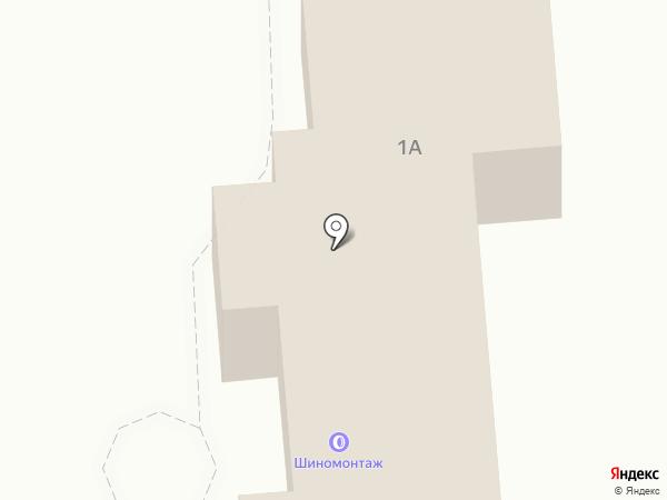 Орхидея на карте Пригородного