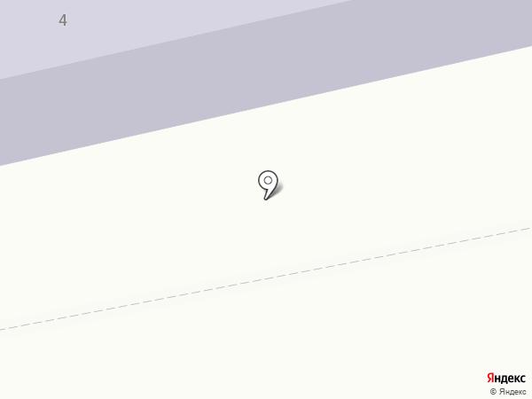 Чкаловская средняя общеобразовательная школа на карте Чкалова