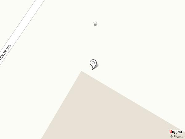 Mellange на карте Усть-Качки