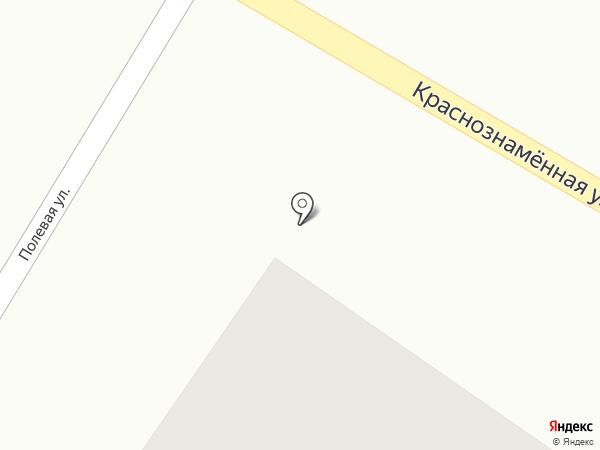 Старая мельница на карте Усть-Качки