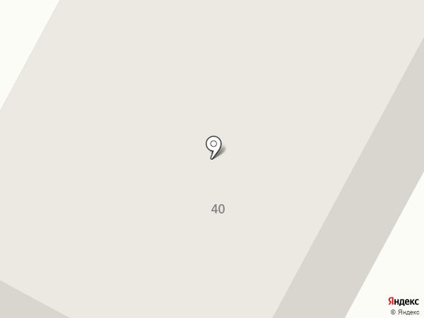 Общежитие на карте Усть-Качки