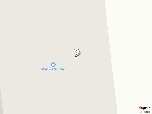 Лель на карте Усть-Качки